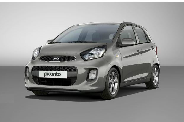 kia picanto active titanium silver crescenzo automobili. Black Bedroom Furniture Sets. Home Design Ideas