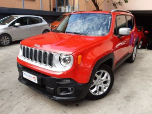 Jeep Renegade Limited rosso crescenzo automobili (2)