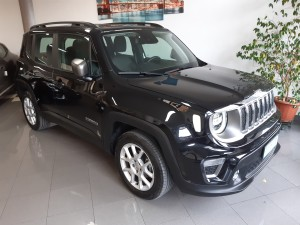 Jeep Renegade Limited nero Crescenzo Automobili (2)